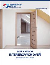 Interiérové dveře mini